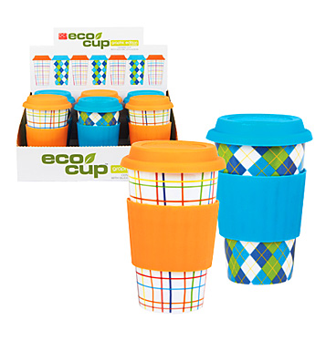 Чашка Eco Cup™ - Classic Patterns