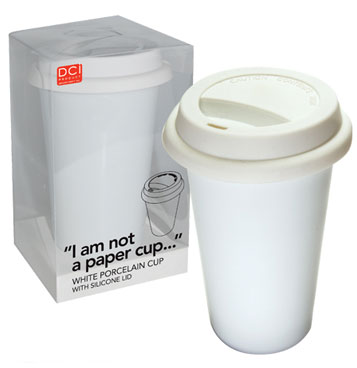 Чашка I Am Not A Paper Cup
